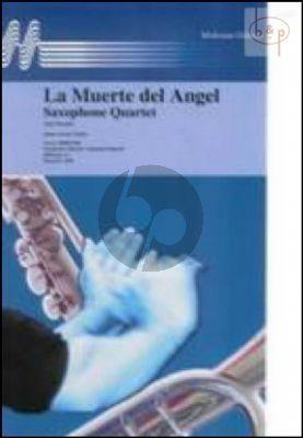 La Muerte del Angel 4 Saxophones (SATB)