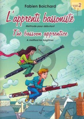 L'Apprenti Bassoniste Vol.2