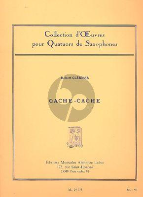Cache-Cache 4 Sax.
