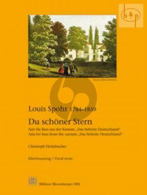 Du schoner Stern (from Das Befreite Deutschland) (WoO 64)
