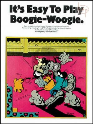 It's Easy to Play Boogie Woogie
