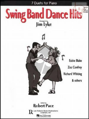 Swing Band Dance Hits (7 Duets) (Bk-Cd)