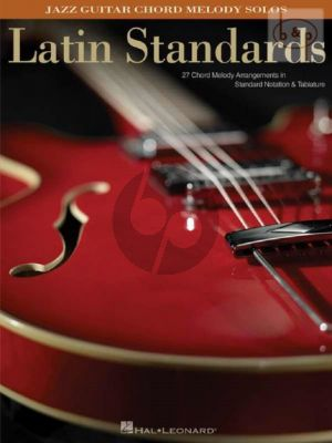 Latin Standards for Guitar
