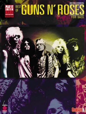 Best of Guns n'Roses for Bass