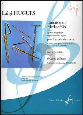 Fantaisie sur Mefistofeles (Boito) Op.104 (orig. Flute in C)