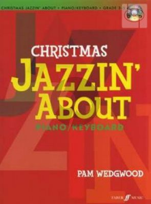 Christmas Jazzin About (Piano/Keyboard)