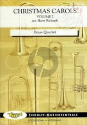 Christmas Carols Vol.2 (2 Trp.[Bb]-Horn[F]- Tromb.[opt.]-C Baritone-C Bass[opt.])