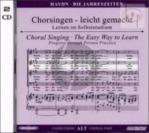 Die Jahreszeiten Hob.XXI:3 (Alto Voice CD)