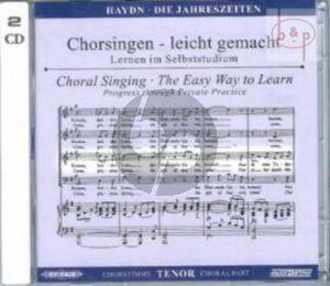 Die Jahreszeiten Hob.XXI:3 (Tenor Voice CD)