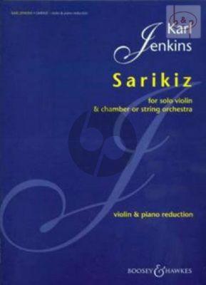 Sarikiz Violin and Chamber- or String Orchestra