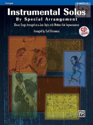 Instrumental Solos by Special Arrangement (In Jazz Style with written-out Improvisations) (Trumpet)
