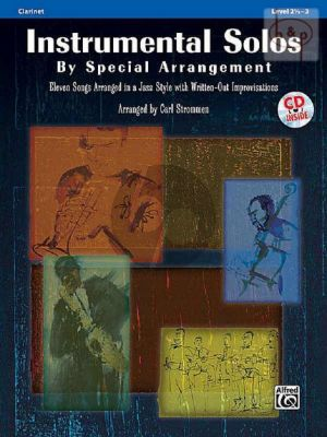 Instrumental Solos by Special Arrangement (In Jazz Style with written-out Improvisations) (Clarinet)