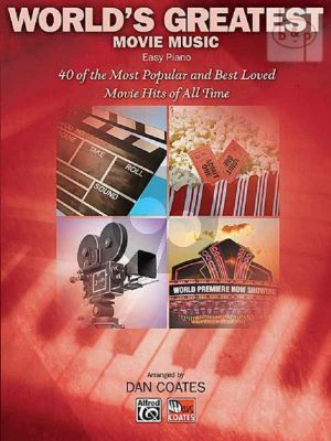 World's Greatest Movie Music (40 of the most popular and best loved Movie Hits of All Time)