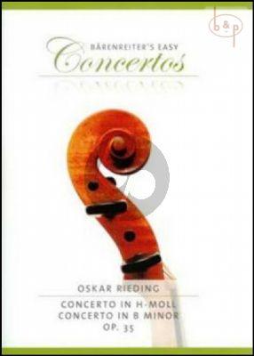 Concerto B-minor Op.35 Violin and Piano