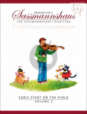 Early Start on the Viola Vol.2
