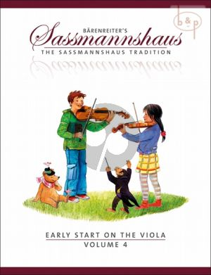 Early Start on the Viola Vol.4