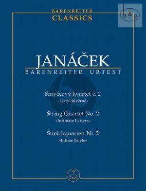 Quartet No.2 (Intimate Letters)