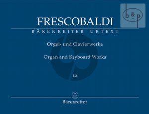 Orgel und Clavierwerke Vol.1.2