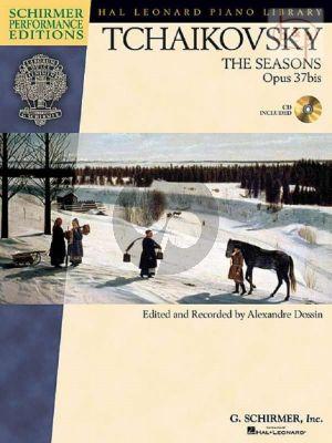 The Seasons Op.37bis