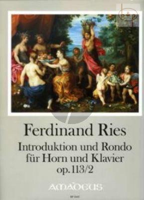 Introduktion und Rondo Op.113 No.2