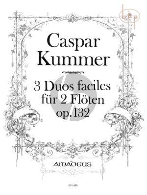 3 Duos Faciles Op.132