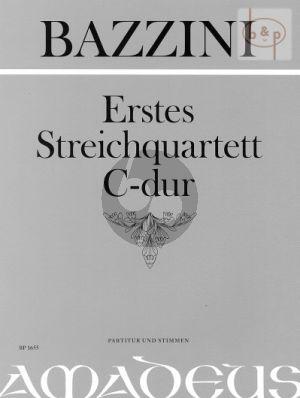 Quartet No.1 C-major