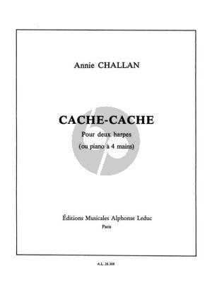 Challan Cache-Cache pour 2 Harpes