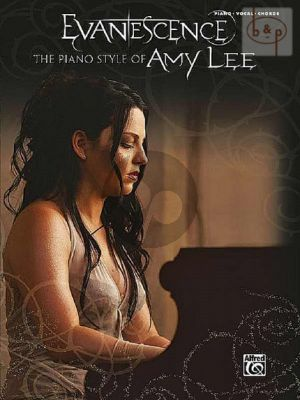 The Piano Style of Amy Lee