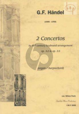 2 Concertos from Op.3