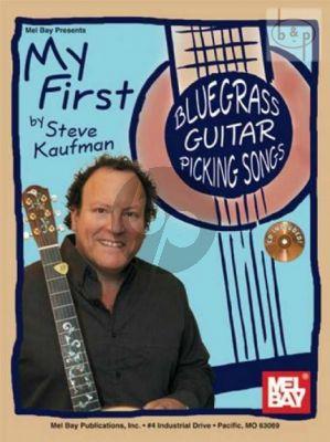 My First Bluegrass Guitar Picking Songs