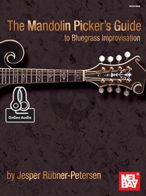 Rubner-Petersen Mandolin Picker's Guide to Bluegrass Improvisation