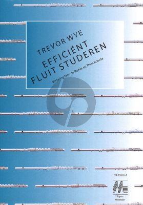 Wye Efficient Fluit Studeren (Bk-Download) (vert.Rien de Reede en Thies Roorda)