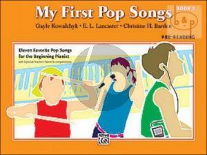 My First Pop Songs Vol.2