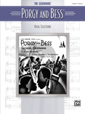 Gershwin Porgy and Bess Vocal Selections (Piano-Vocal)