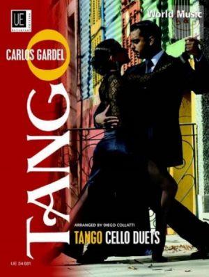 Gardel Tango Cello Duets (arr. Diego Collatti)