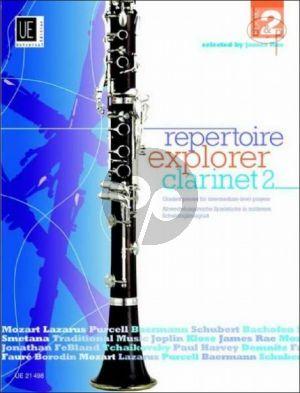 Repertoire Explorer Clarinet Vol.2