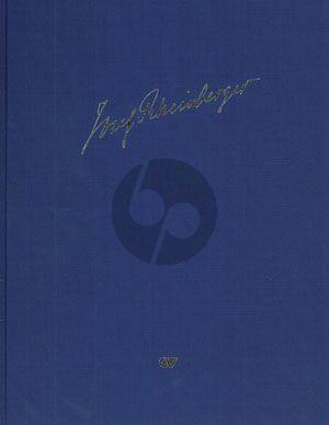 Rheinberger Kleinere Orgelwerke ohne Opuszahl (edited by Martin Weyer)