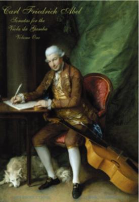 Abel Sonatas Vol.1 Viola da Gamba and Bass (Edited by George Houle)