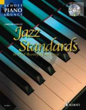 Jazz Standards (16 Most Beautiful Jazz Songs) (Piano)