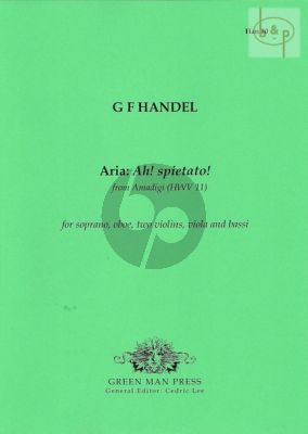 Ah Spietato! (Recit and Aria) (from Amadigi HWV 11)