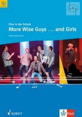 More Wise Guys and Girls (Mixed Voices-Piano)