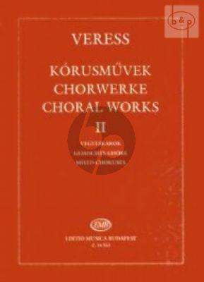 Choral Works Vol.2