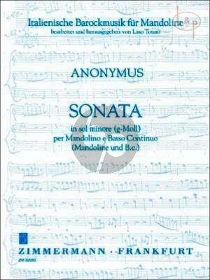 Sonata g-minor
