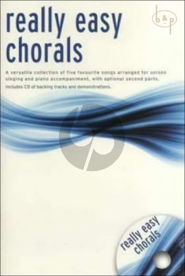 Really Easy Chorals (Unison-Two-Part-Piano)