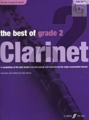 The Best of Grade 2 (Clarinet-Piano)