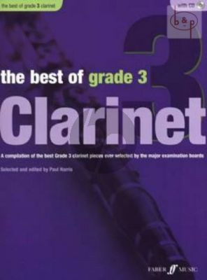 The Best of Grade 3 (Clarinet-Piano)