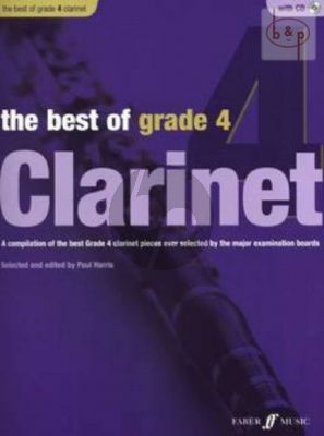 The Best of Grade 4 (Clarinet-Piano)