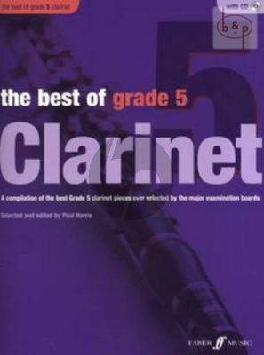 The Best of Grade 5 (Clarinet-Piano)