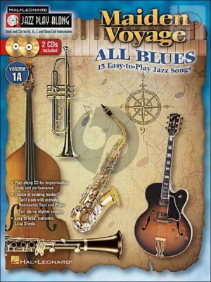 Maiden Voyage-All Blues (Jazz Play-Along Series Vol.1A)