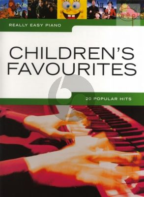 Really Easy Piano Children Favourites